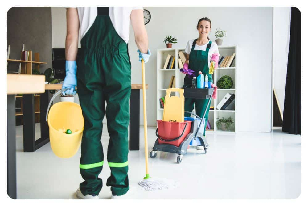 commercial cleaning uk