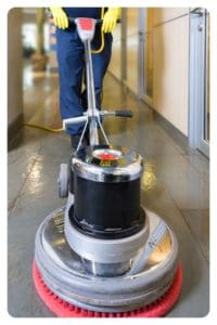 office floor cleaning Ware